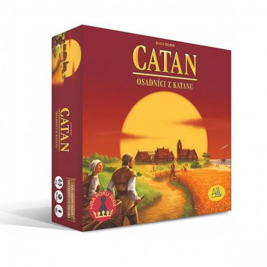 Desková hra Catan - Osadníci z Katanu