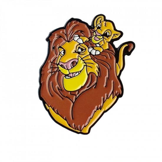 Brož - Lví král