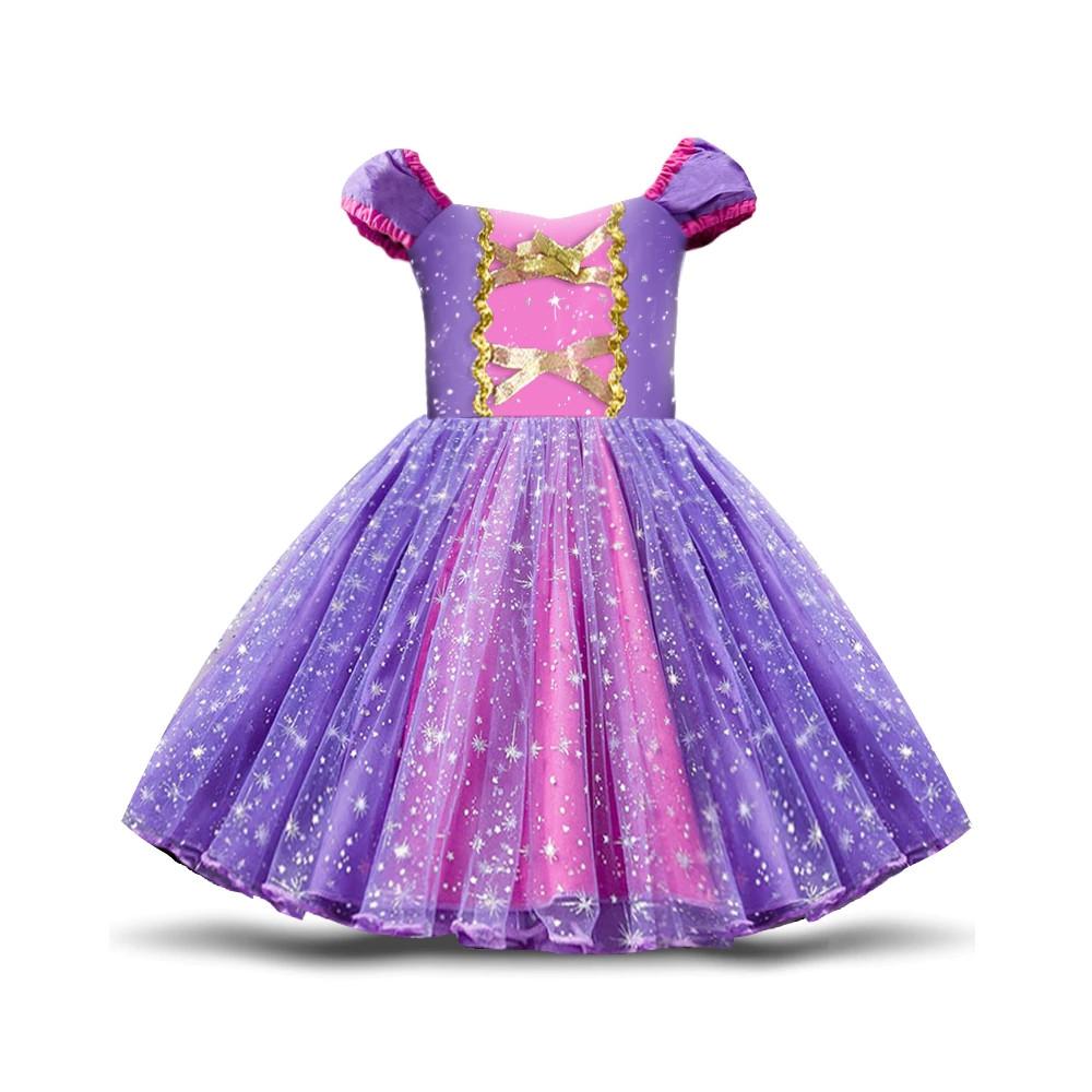 Šaty Locika (Na vlásku) 2