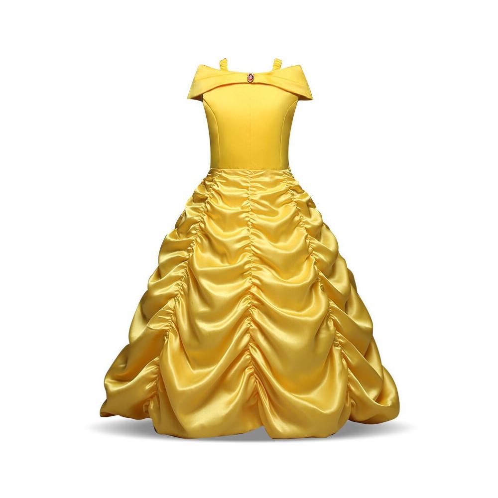 Šaty Kráska a zvíře - Bella