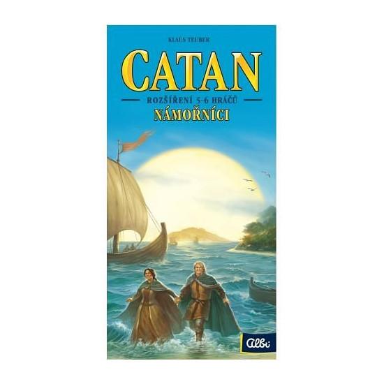 Desková hra Catan - Námořníci 5-6 hráčů