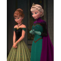 Šaty Ledové království - Anna 2