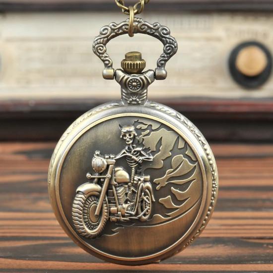 Kapesní hodinky - Ghost Rider