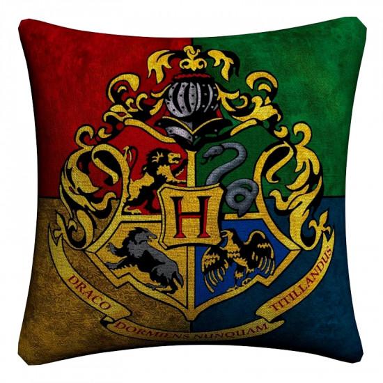 Polštář Harry Potter - Koleje
