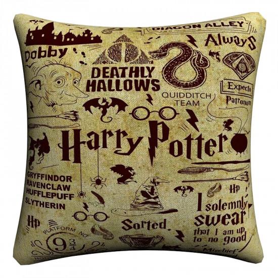 Polštář Harry Potter (béžový)