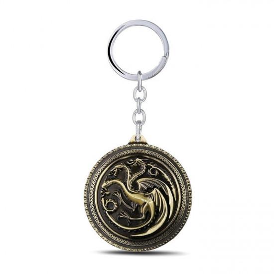 Klíčenka Hra o Trůny (Game of Thrones) - Fire and Blood Targaryen