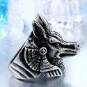 Prsten Mumie - bůh Anubis
