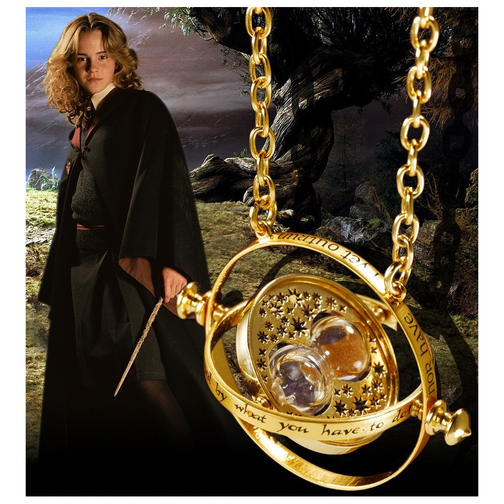 Řetízek Harry Potter - Obraceč času
