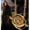 Řetízek Harry Potter - Obraceč času (zlatý písek)