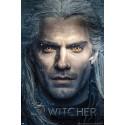 Plakát Zaklínač - Geralt (Netflix)