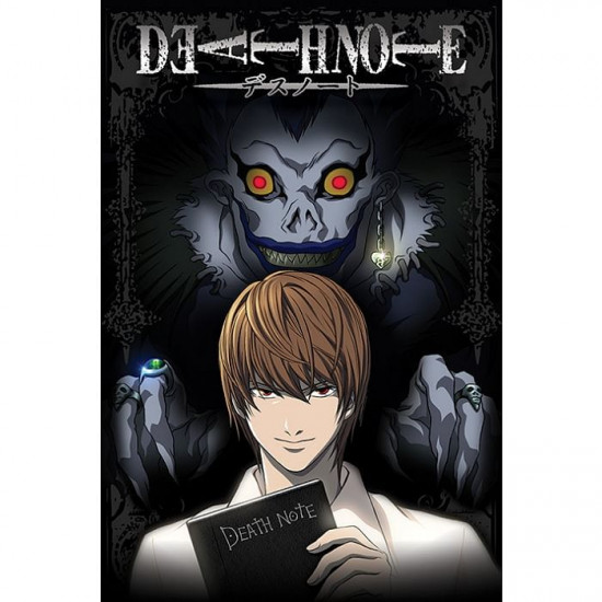Plakát Death Note - From the Shadows