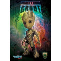 Plakát Guardians of the Galaxy 2 - I am Groot