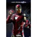 Plakát Avengers: Endgame - I Am Iron Man