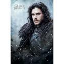 Plakát Game of Thrones - Jon Snow