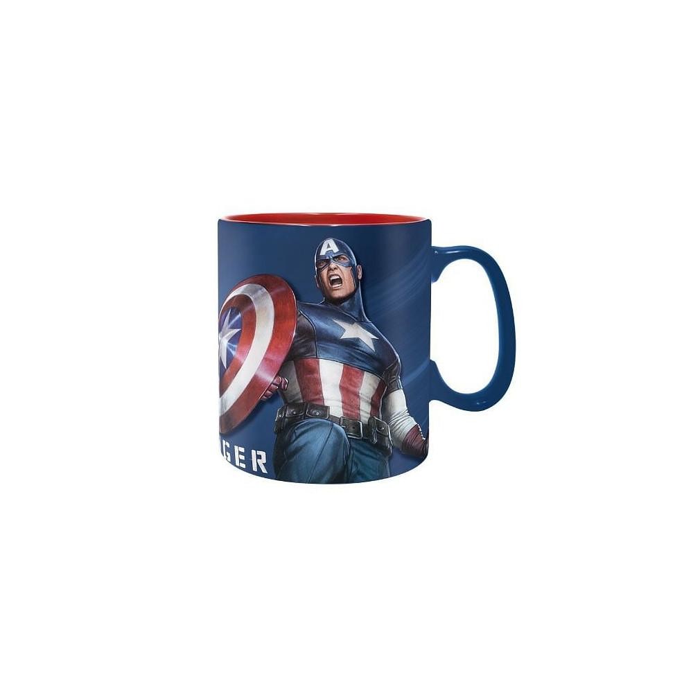 Hrnek Marvel - Sentinel of Liberty