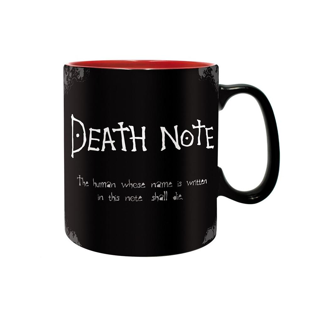Hrnek Death Note (Zápisník smrti)