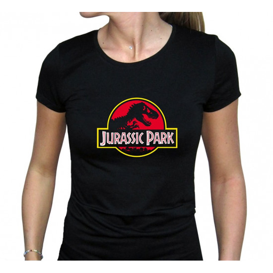 """Triko Jurassic Park """"Logo"""""""