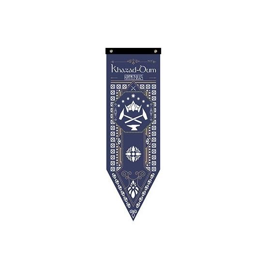 Vlajka Pán Prstenů - Khazad Dum