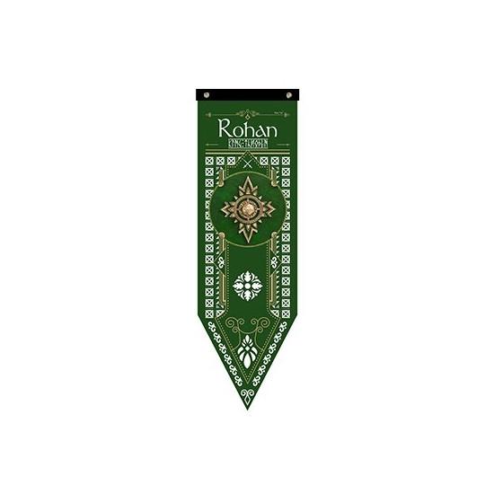 Vlajka Pán Prstenů - Rohan
