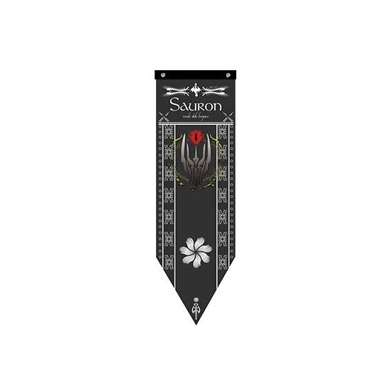 Vlajka Pán Prstenů - Sauron