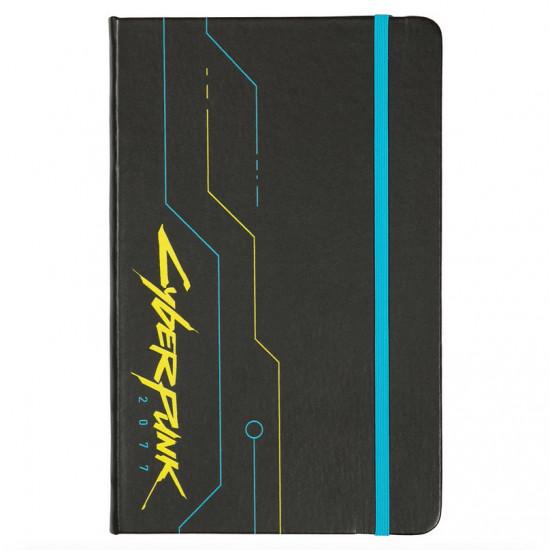 Zápisník Cyberpunk 2077 - Hack