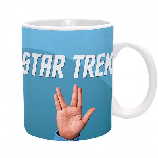 Hrnek Star Trek - pozdrav