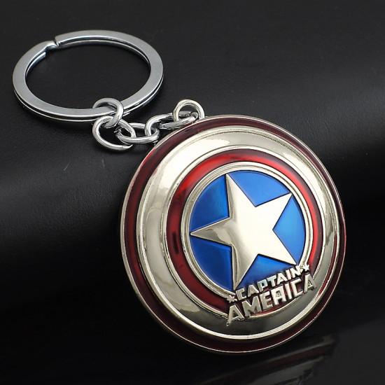 Klíčenka Kapitán Amerika - štít