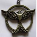 Klíčenka Mockingjay (Hunger Games)