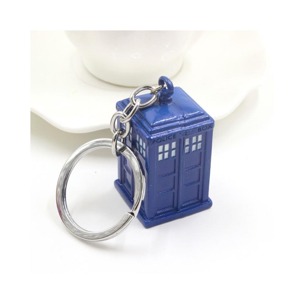 Klíčenka Doctor Who (Pán času) - Tardis