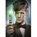 Klíčenka Doctor Who (Pán času)