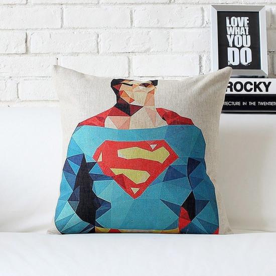 Polštář superhrdinové Superman