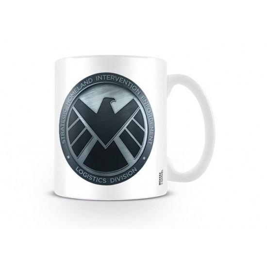 Hrnek Agents of S.H.I.E.L.D. logo
