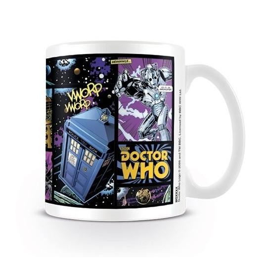 Hrnek Doctor Who (Pán času)