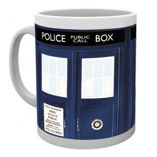 Hrnek Doctor Who (Pán času) - Tardis (2)