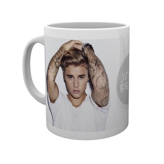 Hrnek Justin Bieber