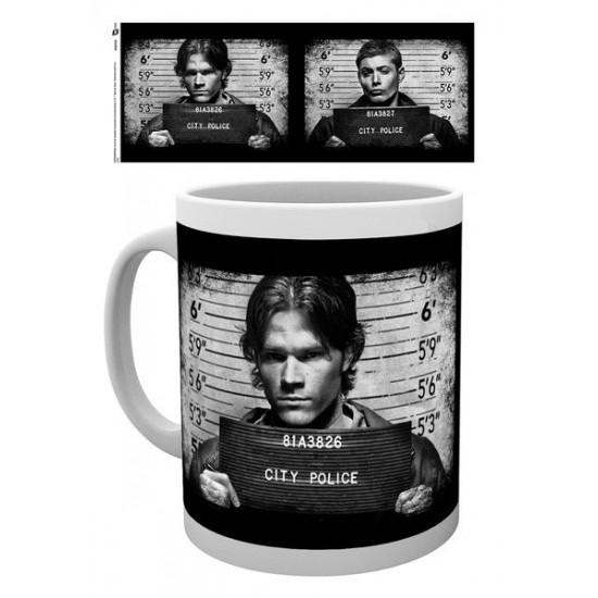 Hrnek Lovci duchů (Supernatural) - Sam and Dean