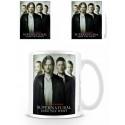 Hrnek Lovci duchů (Supernatural) - Sam, Dean, Castiel, Crowley