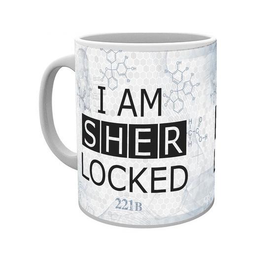Hrnek Sherlock - Sherlocked