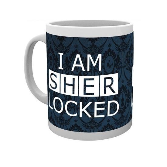 Hrnek Sherlock - Sherlocked (2)
