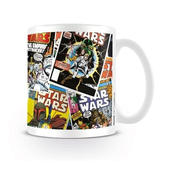 Hrnek Star Wars - Comics
