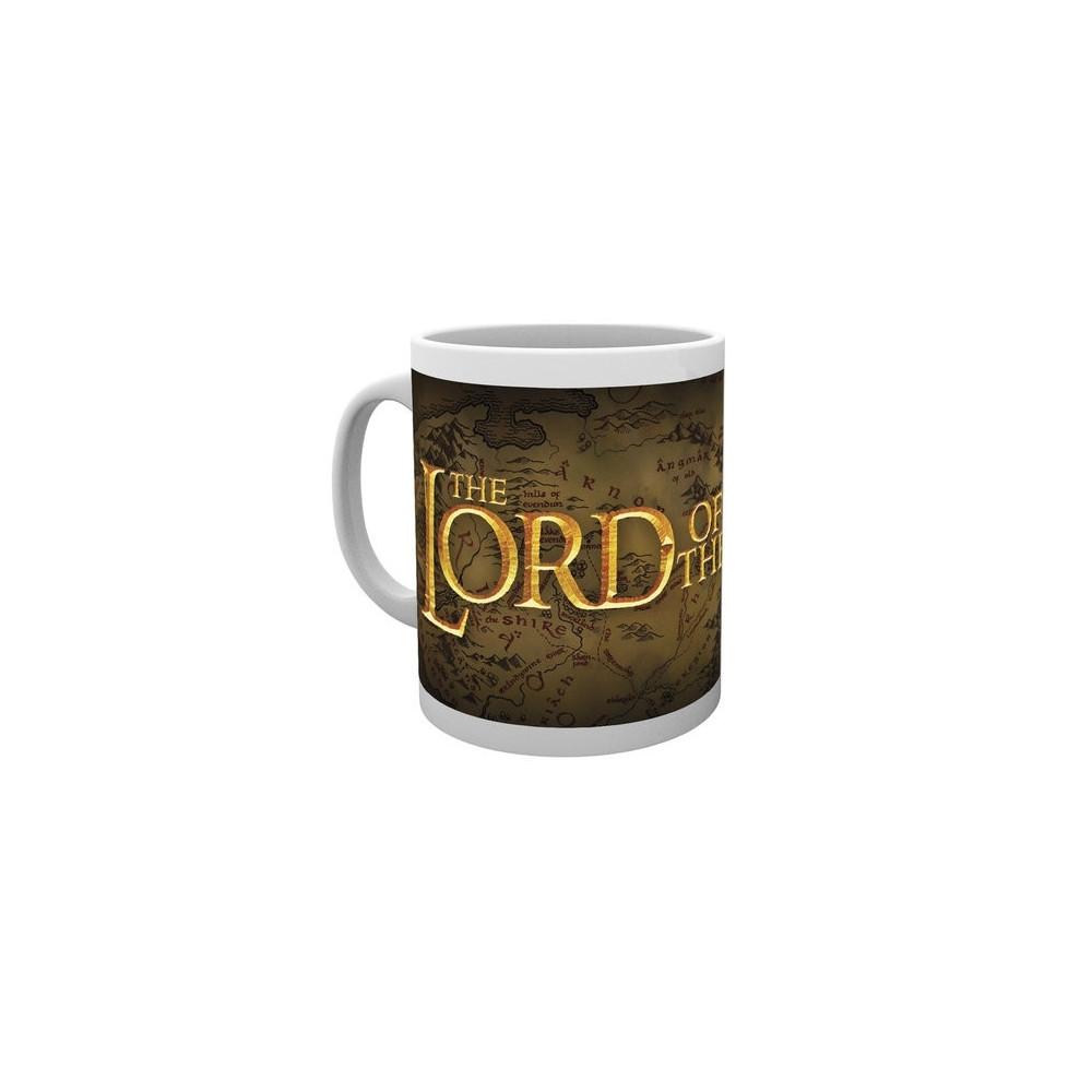 Hrnek Pán Prstenů (Lord of the Rings) - logo