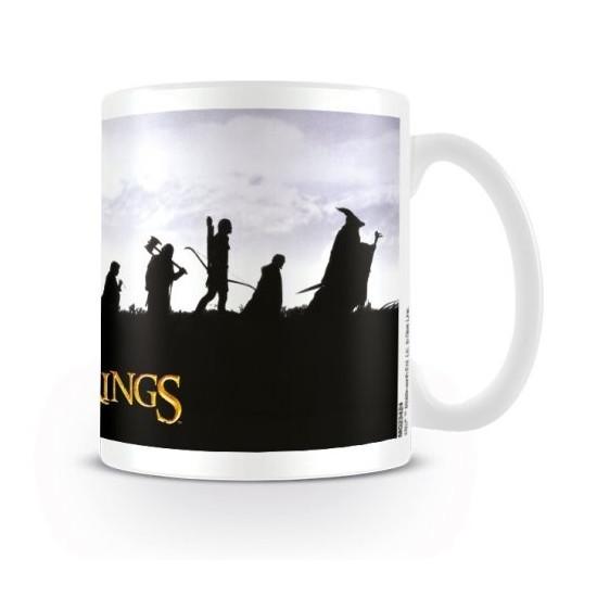 Hrnek Pán Prstenů (Lord of the Rings) - Společenstvo prstenu