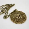 Řetízek Piráti z Karibiku  - Aztécké zlato