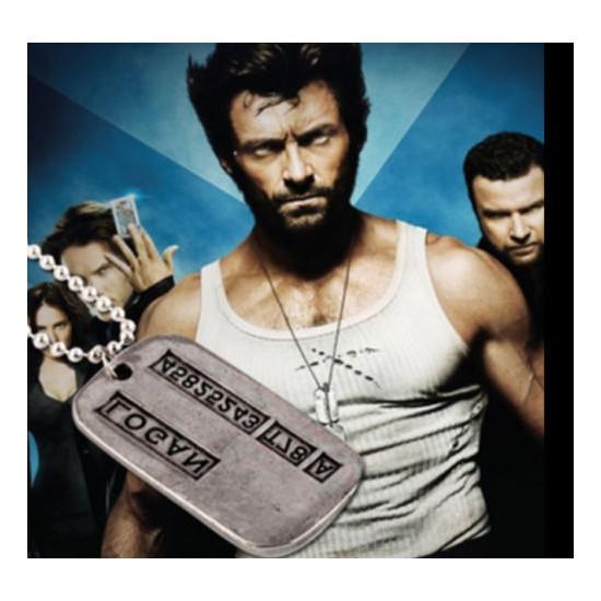 Psí známky Wolverine