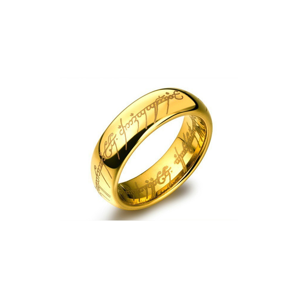 lotr wedding ring prsten z p 225 na prstenů the lord of the rings 5600