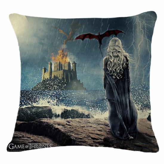 Polštář Game of Thrones (Hra o Trůny) - Matka draků