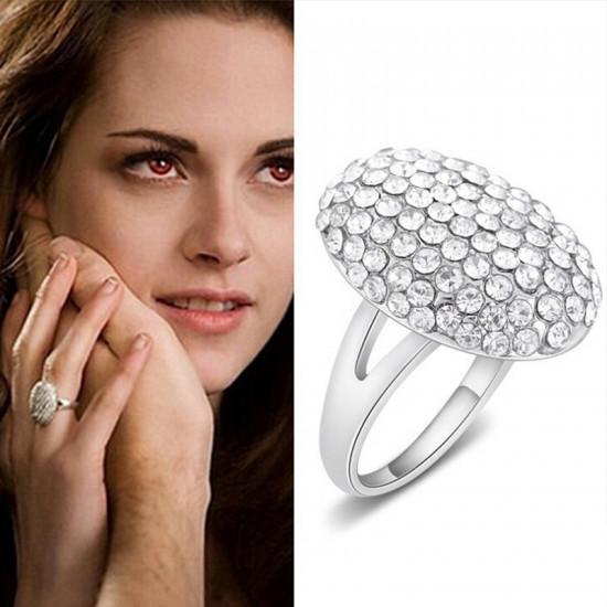 Stmívání snubní prsten Bella Swan