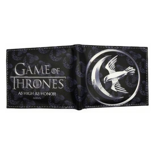Peněženka Hra o trůny (Game of Thrones) - As High as Honor