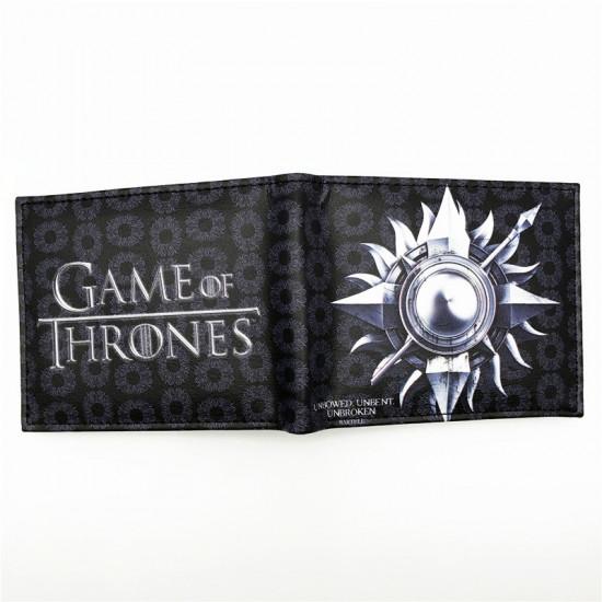 Peněženka Hra o trůny (Game of Thrones) - Unbowed, Unbent, Unbroken