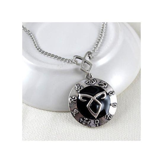 Náhrdelník Mortal Instruments (Město z kostí) - znak